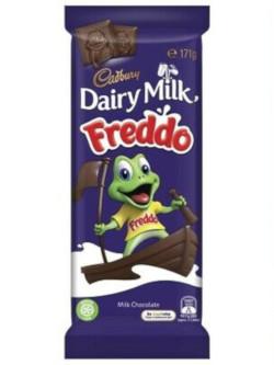 Cadbury Dairy Milk Freddo Block (171g)