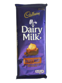 Cadbury Hazelnut (200g)