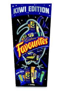 Cadbury Favourites Kiwi Edition (540g)