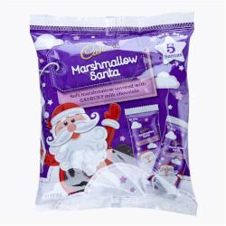 Cadbury Marshmallow Santa Sharepack (175g)
