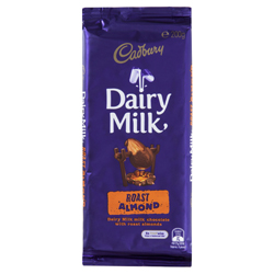 Cadbury Roast Almond (180g)