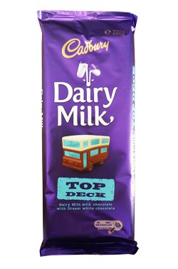 Cadbury Top Deck (200g)
