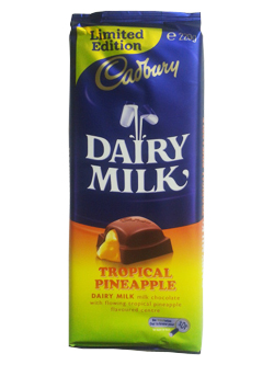 Cadbury Tropical Pineapple (200g)