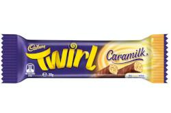 Cadbury Chocolate Twirl - Caramilk (39g)
