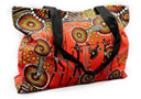 Canvas Bag - Aboriginal Art Hunters