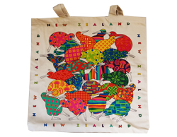Canvas Bag Kiwis
