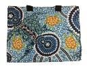 Canvas Bag - Aboriginal Art Turtles