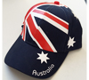 Cap - Australian Flag Navy