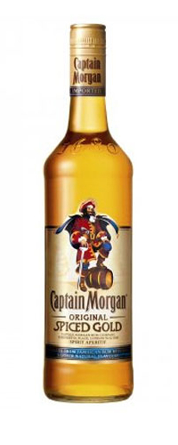 Captain Morgans Rum - Spiced Gold (700ml)