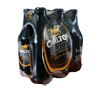 Carlton Black (6 x 375ml bottles)