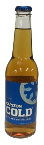 Carlton Cold (355ml bottle)