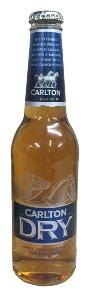 Carlton Dry (355ml bottle)