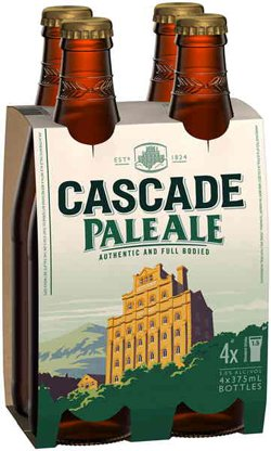 Cascade Pale Ale (4 x 375ml bottles)