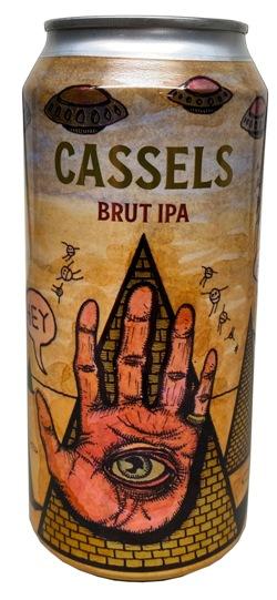 Cassels Brut IPA (440ml Can)