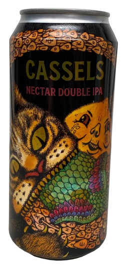 Cassels Nectar Double IPA (440ml Can)