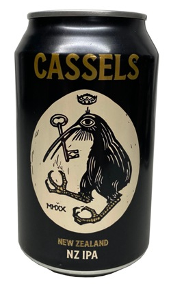 Cassels NZ IPA (330ml Can)