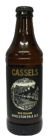 Cassels Woolston Pale Ale (328ml Bottle)