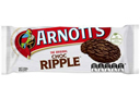 Arnotts Chocolate Ripple (250g)