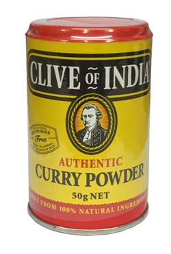 Clive of India Authentic Curry Powder (50g)
