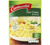 Continental Pasta Snack - Sour Cream & Chives (85g)