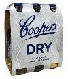 Coopers Dry (6 x 355ml Bottles)