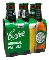 Coopers Pale Ale (6 x 375ml Bottles)