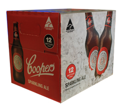 Coopers Sparkling Ale (12 x 375ml bottles)