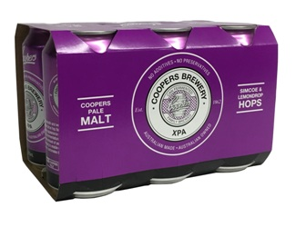 Coopers XPA (6 x 375ml Cans)