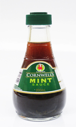 Cornwells Mint Sauce (200ml)
