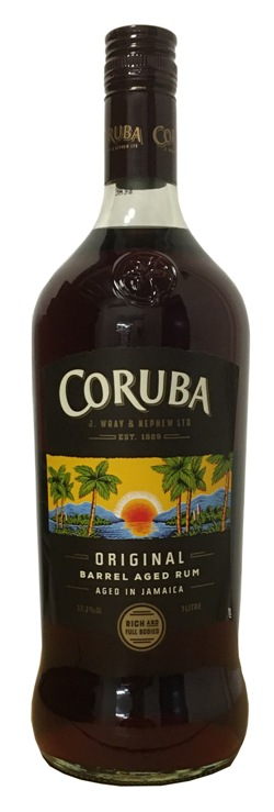 Coruba Rum (1lt)