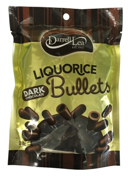 Darrell Lea Dark Chocolate Bullets (200g)