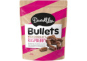 Darrell Lea Milk Chocolate Raspberry Bullets (250g)