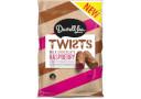 Darrell Lea Raspberry Milk Choc Twists (200g)
