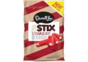 Darrell Lea Strawberry White Choc Stix (220g)