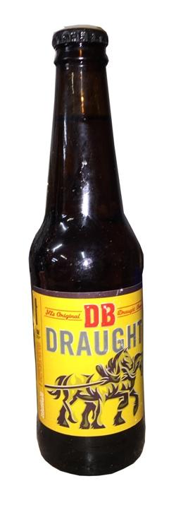 DB Draught (330ml bottle)