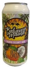 Deep Creek Bahama Mama Mango Coconut Sour (440ml Can)