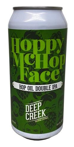 Deep Creek Hoppy McHop Face Hop Oil Double IPA (440ml Can)