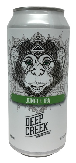 Deep Creek Jungle IPA (440ml Can)