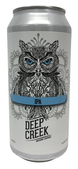 Deep Creek Wisdom IPA (440ml Can)