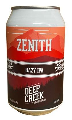 Deep Creek Zenith Hazy IPA (330ml Can)