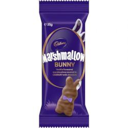 Cadbury Vanilla Marshmallow Bunny (35g)