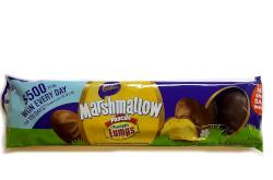 Pineapple Lumps Marshmallow Easter Eggs (150g)