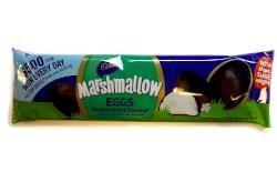 Cadbury Dark Chocolate Marshmallow Peppermint Easter Eggs (150g)