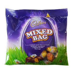 Cadbury Selections - MIXED Easter Egg Bag (230g)