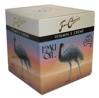 Emu Oil - Vitamin E Creme (100g)