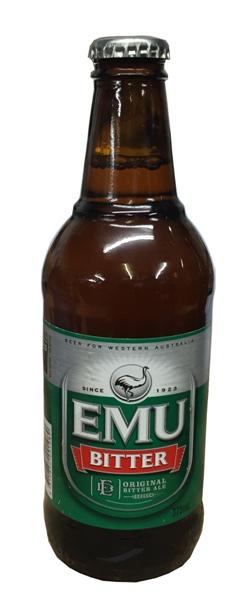Emu Bitter (375ml bottle)