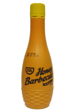 ETA Honey BBQ Sauce (375ml)