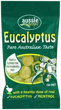 CTC Australian Eucalyptus Drops (70g)
