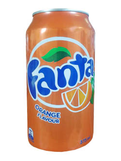 Fanta Orange (375ml)