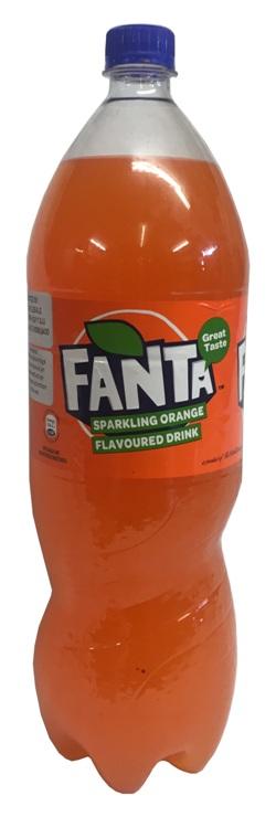 Fanta Orange (2lt)